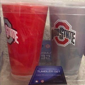 Ohio State Tumbler Set